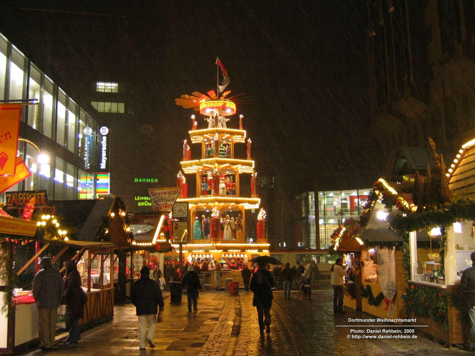 Dortmunder Weihnachtsmarkt Stände.Dortmunder Weihnachtsmarkt Desktop Hintergrundbilder